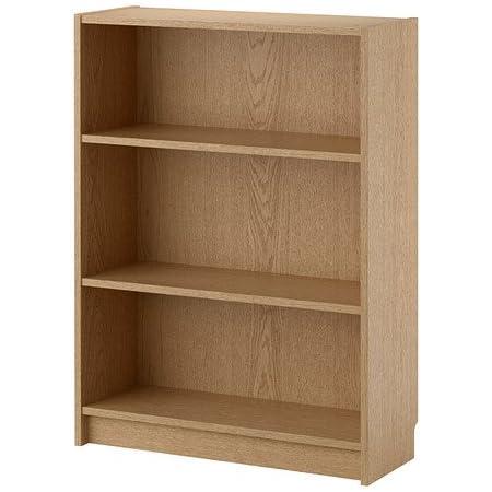 Ikea Billy - Librero, Chapa de Abedul - 80x28x106 cm: Amazon ...