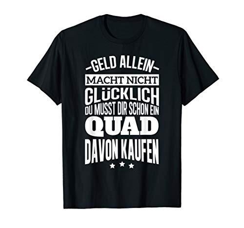 Hobby Quad Geschenk für Quad Fahrer T-Shirt