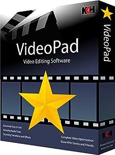 NCH VideoPad Masters 秋の感謝セール30%オフ 日本語版VideoPad Masters動画編集ソフト (Windows,Mac対応)