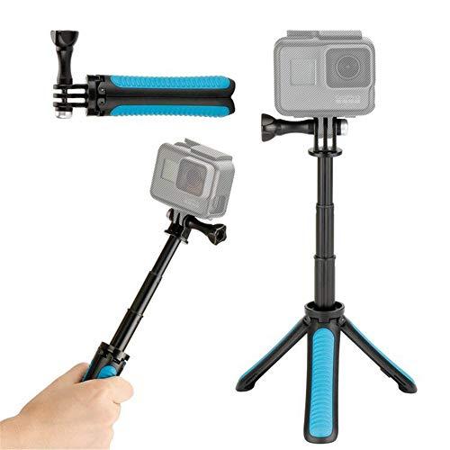 XIONGGG Mini Stativ Ständer Tischhalterung Ausziehbare Faltung Für Live-Streaming-Video-Kompaktkameras
