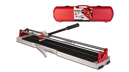 RUBI 14990 Cortadora manual con maleta, Gris, 92 cm