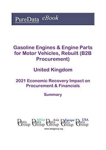 Gasoline Engines & Engine Parts for Motor Vehicles, Rebuilt (B2B Procurement) United Kingdom Summary: 2021 Economic Recovery Impact on Revenues & Financials (English Edition)