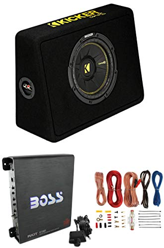 Top 2 10 subwoofers with amp for 2020