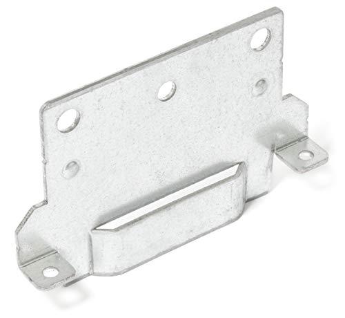 FurnitureParts.com IKEA 116791 - Placas de montaje para marco de cama (2 unidades)