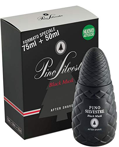 Pino Silvestre After Shave Black Musk 75+50ml