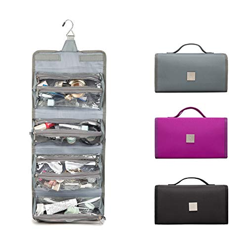 ROYALFAIR Hanging Toiletry Bag with…