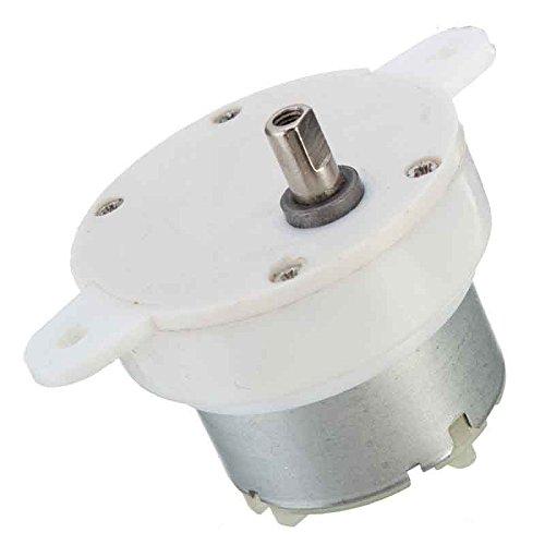 12V 3 RPM DC Motor Reductor de Velocidad Eléctrica Micro Caja