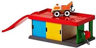 IKEA LILLABO garage and tow truck set 70185830