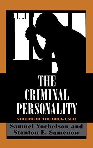 The Criminal Personality (Volume III)
