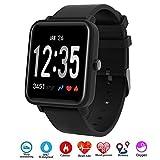 Fitness Tracker,Letopro Activity Tracker Bracelet SmartWatch con monitor per la pressione arteriosa...