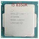 Core8 PC Computer I3 8350K I3-8350K Processor LGA 1151 FC-LGA 14 Nano Quad Core Processor