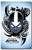 Avatar (Aang, Airbender) TV-Poster, 55,9 x 86,4 cm