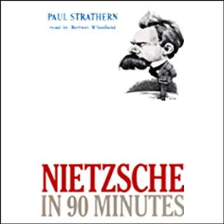Nietzsche in 90 Minutes audiobook cover art
