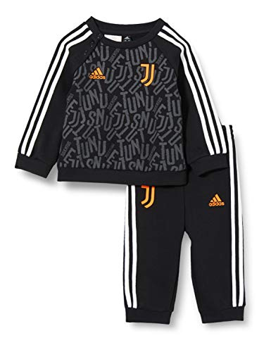 adidas Juve 3S BBJOGER Youth/Baby Jogger, Multicolor, 6-9M Boys
