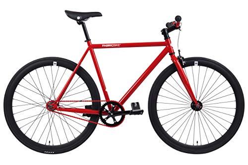 FabricBike- Bicicleta Fixie Blanca