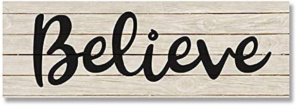 Amazon Com Believe Sign