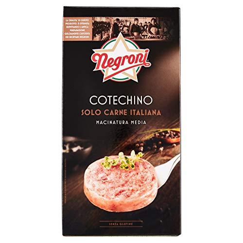 Negroni Cotechino, 500gr