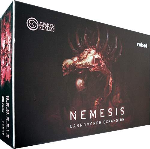 Carnomorphs Expansion for Nemesis Juego de mesa