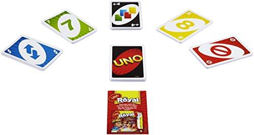 Mattel W2087 – Uno, Kartenspiel - 5