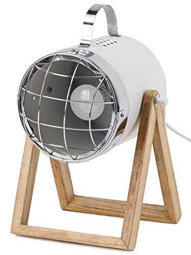 BRUBAKER Lámpara de sobremesa o de pie - diseño industrial