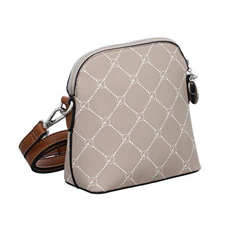 Tamaris Anastasia 30100-900 Damen Handtasche mit Reißverschluss 17,00x17,00x8,00 cm (BxHxT), Größe 1