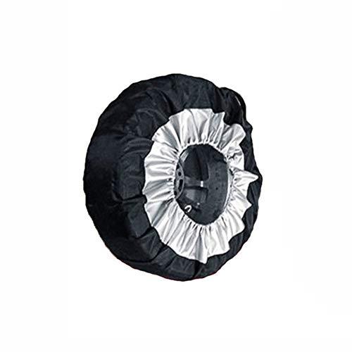 RoSoy Copri Ruota di Scorta, 1 Pz Universale 13-19 Pollici Auto SUV Wheel Bag Pneumatico Pneumatico Copertura di scorta di Ricambio Tote