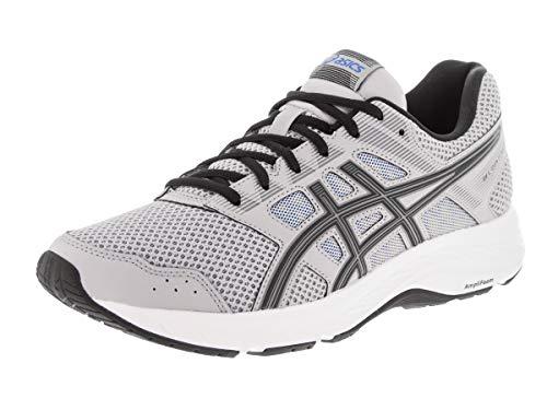 ASICS Men's Gel-Contend 5 Running Shoes, 11, MID Grey/Black
