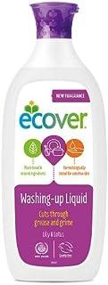 エコベール 食器用洗剤 リリー&ロータス 本体500ml
