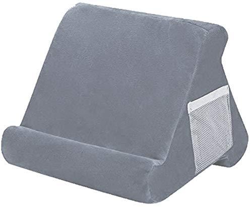 Tablet Ständer Kissen Kissenständer Buchablage Multi Angle Soft Bed Pillow Holder Tragbarer Dreieck Tablet Ständer