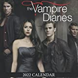 Vampire Diaries 2022 Calendar: 18-month Mini Grid Monthly Yearly Calendar for all ages and genders