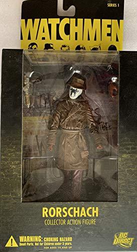Watchmen - Movie Action Figure Series 1 : Rorschach