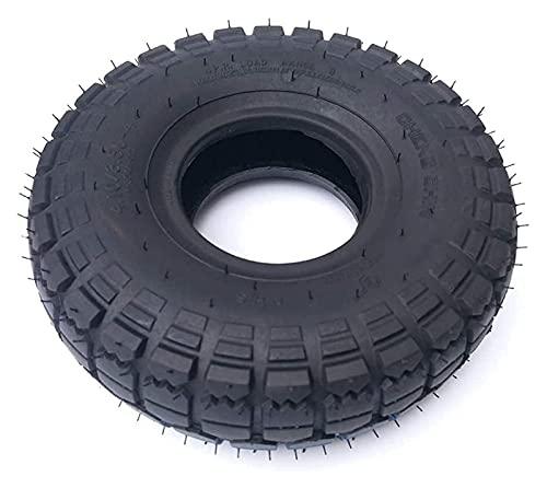 Neumáticos patinetes eléctricos, neumáticos patinetes Neumáticos patinetes eléctricos, 4,10/3,50-4 Neumáticos exteriores internos, adecuados patinetes eléctricos 10 pulgadas, neumático repuesto patin