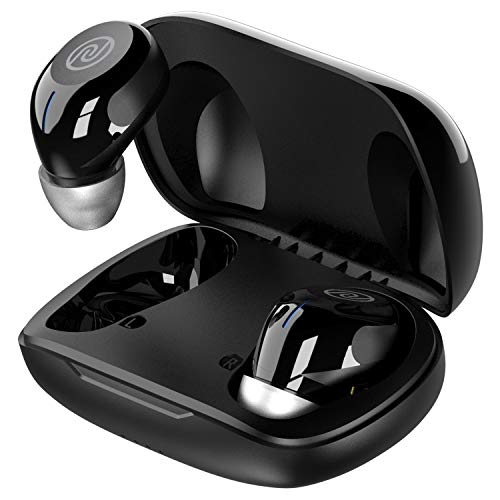 Noise Shots NEO Upgraded with Type C Bluetooth Truly Wireless Earbuds [with Mic] (Jet Black)