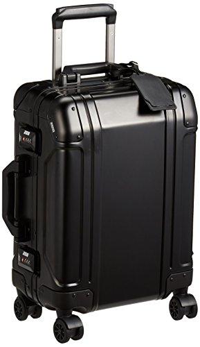 [ゼロハリバートン] スーツケース GEO Aluminum 3.0 保証付 31L 47 cm 5.1kg ブラック