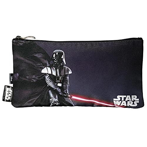 Bolsa AC286-6 de Sheaffer con Darth Vader de Star Wars, Resistente a tinta y líquidos, 10 x 5.5 x 0.3 inches