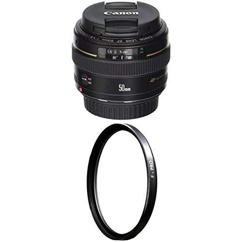 Canon EF 50mm f/1.4 USM Standard & Medium Fixed...