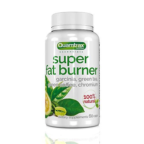 Quamtrax Essentials Super Fat Burner - 60 cápsulas