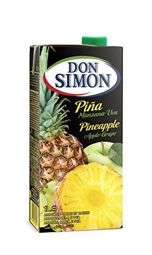 Don Simon - Zumo de piña, manzana y uva, 1 L