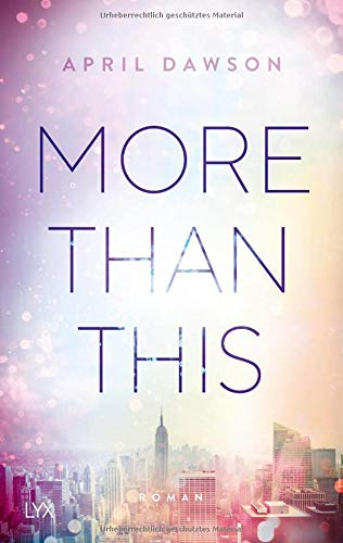 More Than This (Up-All-Night-Reihe, Band 3)