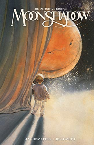 Moonshadow (English Edition)