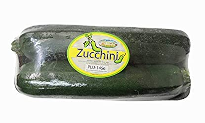 Thygrace Green Zucchini / Courgette, 500g (Pack of 2)