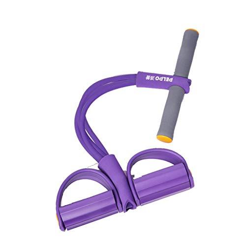 HEG Yoga Abdominales SIDA aparatos de Ejercicios del Pedal del Tirador Delgada del Vientre Artefacto Deportes Tire de la Cuerda Máquinas de Brazo (Color : E)