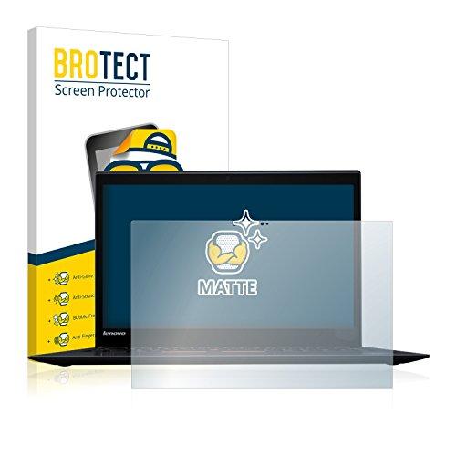 BROTECT Entspiegelungs-Schutzfolie kompatibel mit Lenovo ThinkPad X1 Yoga (2. Generation) Bildschirmschutz-Folie Matt, Anti-Reflex, Anti-Fingerprint