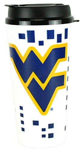 Memory Company The Herren NCAA West Virginia Mountaineers Hype Travel Cup, 909, weiß, Größe 8