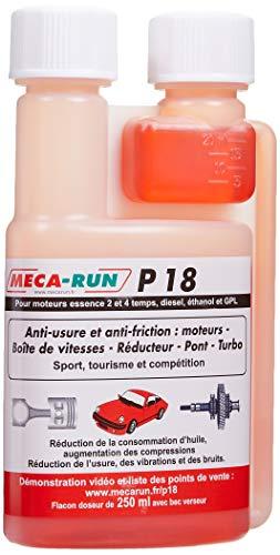 MECA-RUN P18250 Additif pour Huile Moteur