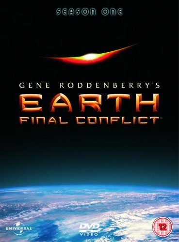 Earth Final Conflict - Series 1 [6 DVDs] [UK Import]