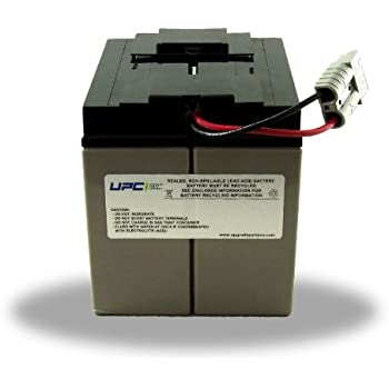 APC Smart-UPS 1000VA SUVS1000 Compatible Replacement Battery Pack by UPSBatteryCenter