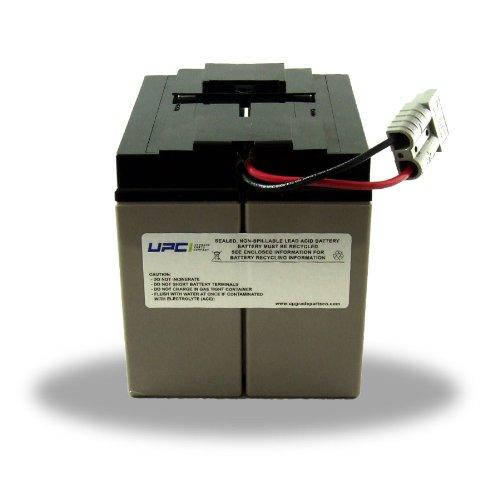 RBC7-UPC Replacement Battery for APC Smart-UPS 1500, 1400, SUA1500, SUA750XL, SUA1000XL, SU1400NET, SU1000XLNET