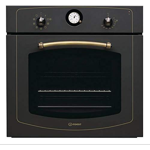 Indesit | IFVR 800 H AN Forno Multifunzione elettrico Ventilato Grill Classe Energetica A da 60 cm colore Antracite