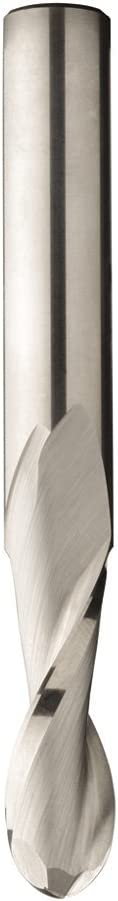 CMT 199.008.11 Solid Carbide Upcut Max 81% OFF Ball Nose 1 4 San Antonio Mall with Spiral Bit